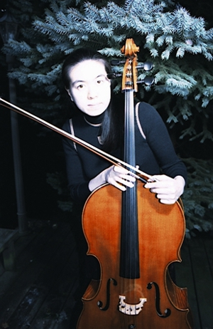 Mimi Furuya - Cello